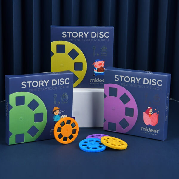 Story Disc 1, 2 y 3