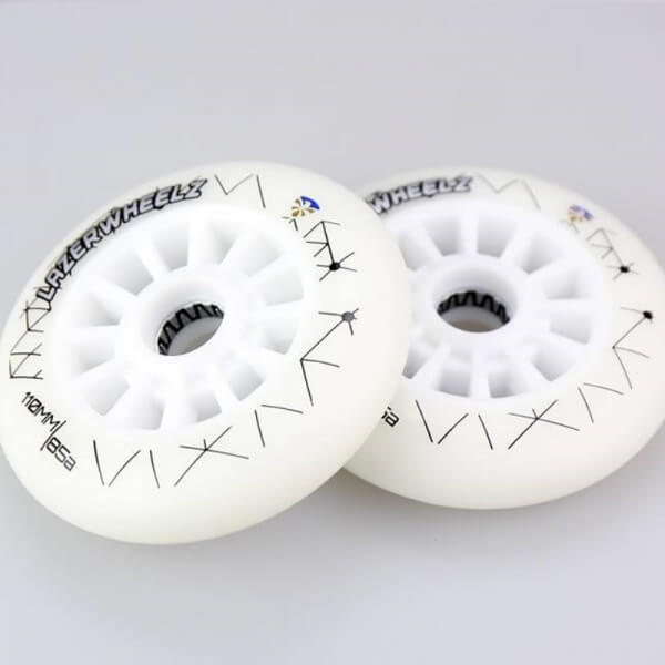 Lazer Wheels 110 mm ( 6 pack)