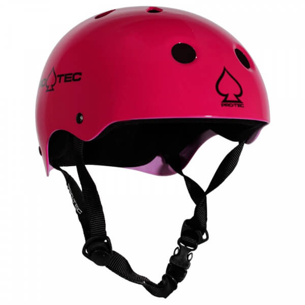 Casco Protec Gloss Pink