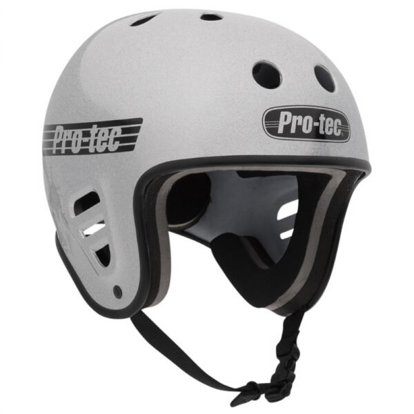 Casco Protec Full Cut Water Silver Flake