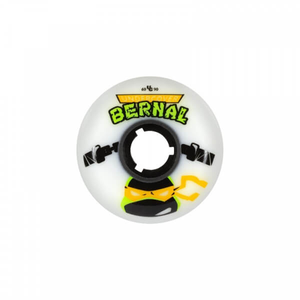 Undercover Wheels Carlos Bernal 60 mm.