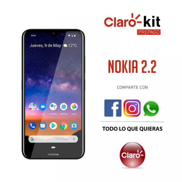 AMIGO KIT NOKIA 2.2