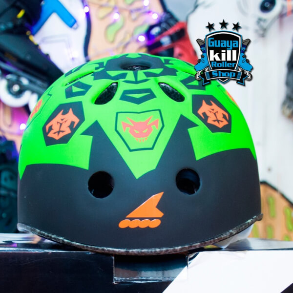 Rolleblade Casco Twist Green Jr.